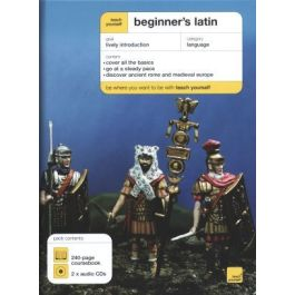 [OUTLET] Beginner`s Latin. 2 CD and coursebook - G.D.A. Sharpley | Freeangle.org
