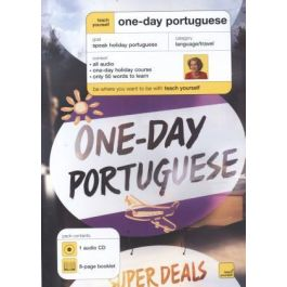 [OUTLET] One-Day Portuguese. CD and booklet - Elisabeth Smith | Freeangle.org