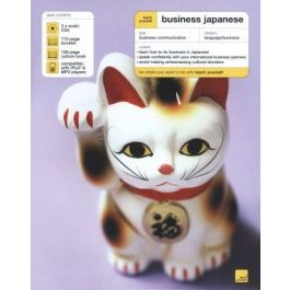 [OUTLET] Business Japanese. 3 CD, booklet and culture book - Kiyoko Naish | Wmfra.org