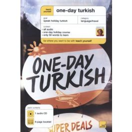 [OUTLET] One-Day Turkish. CD and booklet - Elisabeth Smith   Wmfra.org