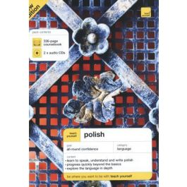 [OUTLET] Polish. 2 CD and coursebook - Joanna Michalak-Gray | Freeangle.org