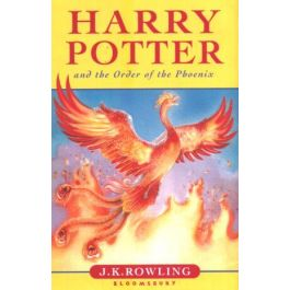 Harry Potter and the Order of the Phoenix - J.K. Rowling | Wmfra.org