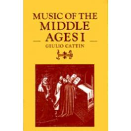 [OUTLET] Music of the Middle Ages - Giulio Cattin   Wmfra.org
