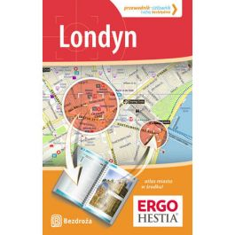 Londyn. Przewodnik - celownik. Wydanie 1 - Zofia Reych | Freeangle.org