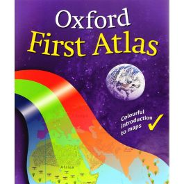 [OUTLET] Oxford First Atlas - Patrick Wiegand | Freeangle.org