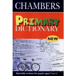 [OUTLET] Chambers Primary Dictionary - praca zbiorowa | Freeangle.org