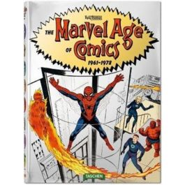 [OUTLET] The Marvel Age of Comics 1961–1978 - Roy Thomas   Wmfra.org