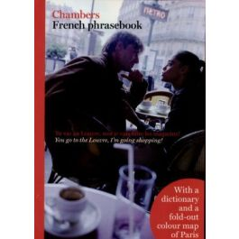 [OUTLET] Chambers French Phrasebook (Paperback) - Lola Busuttil | Freeangle.org