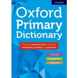 Oxford Primary Dictionary - Susan Rennie | Wmfra.org