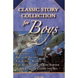 [OUTLET] Classic Story Collection for Boys - praca zbiorowa | Freeangle.org