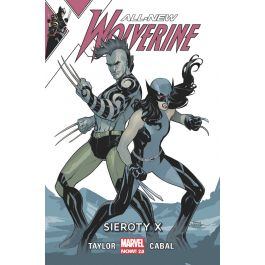 All-New Wolverine. Sieroty X. Tom 5 - Tom Taylor   Freeangle.org