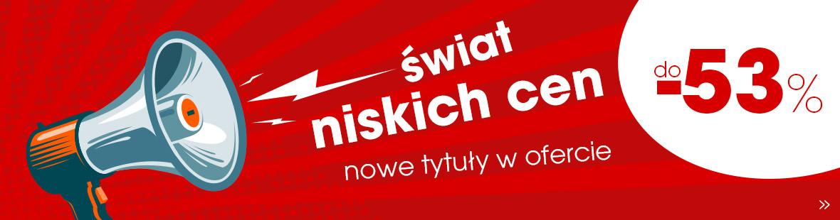 https://www.swiatksiazki.pl/Nowe-tytuly-w-ofercie-promocyjnej-Swiat-niskich-cen-do-53-taniej-1083099561.html?product_list_mode=grid&product_list_limit=30