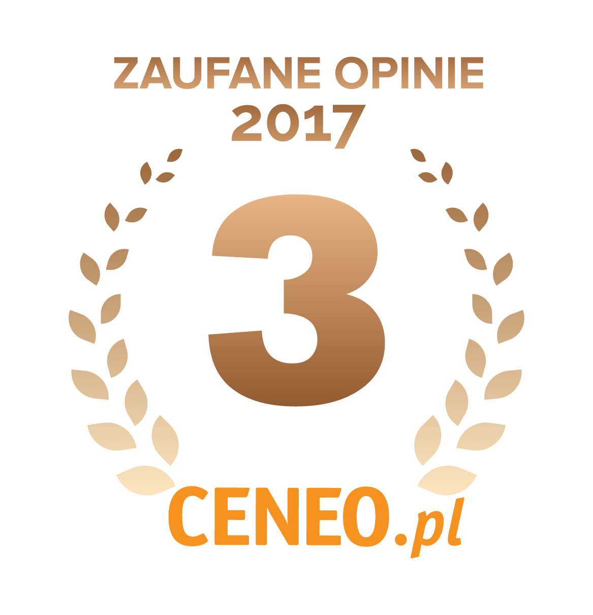 Zaufane opinie 2017 Ceneo.pl